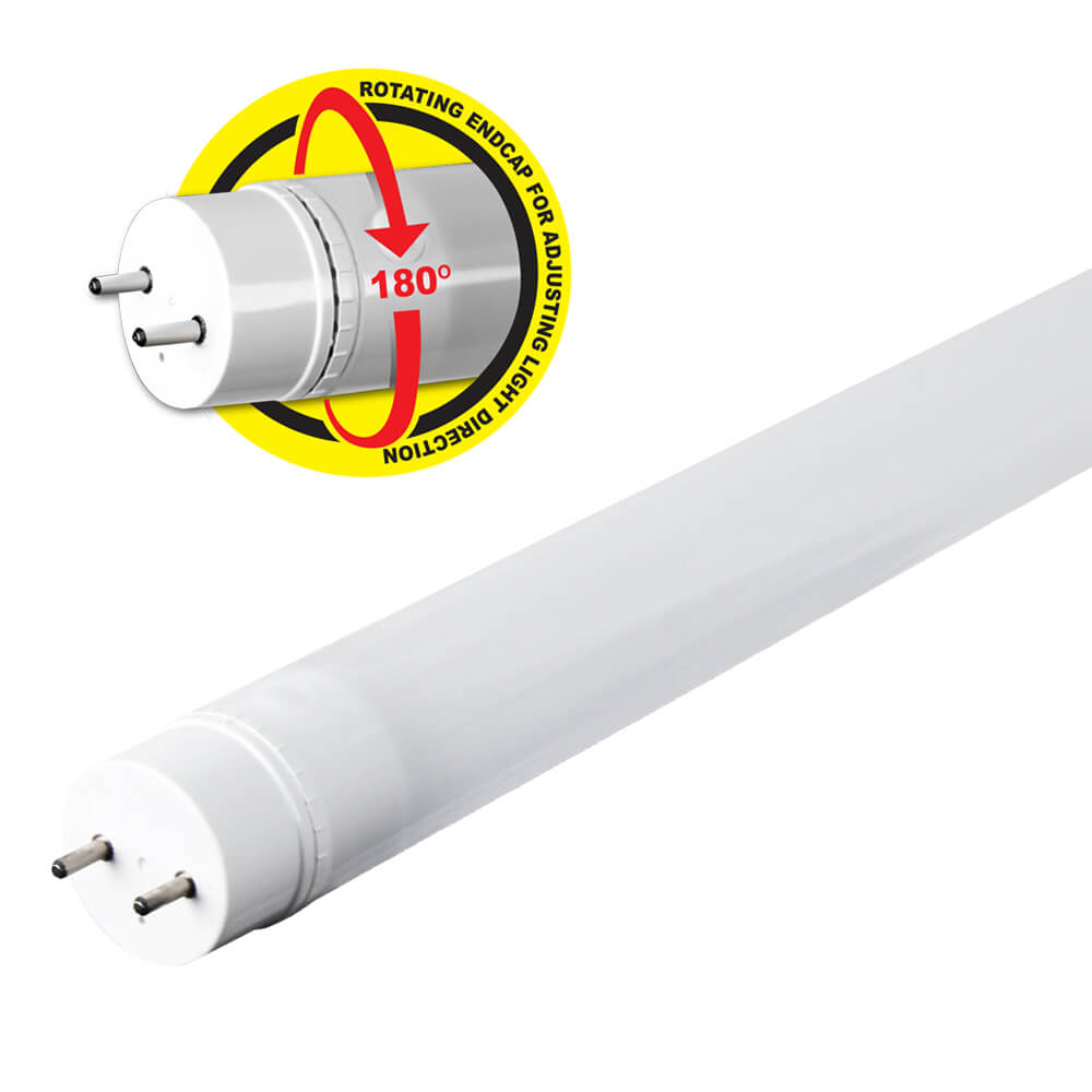 4ft Led 3000k Plug And Play Tube Feit Electric