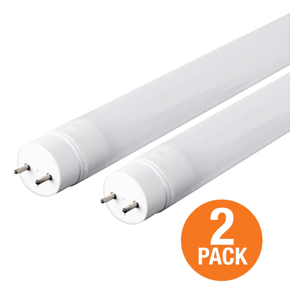 4ft LED 4000K Plug And Play Tube