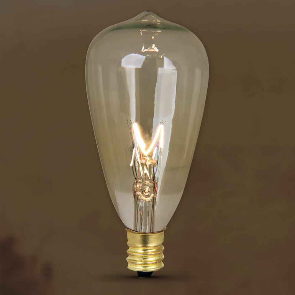 7 Watt Incandescent Vintage Feit Electric