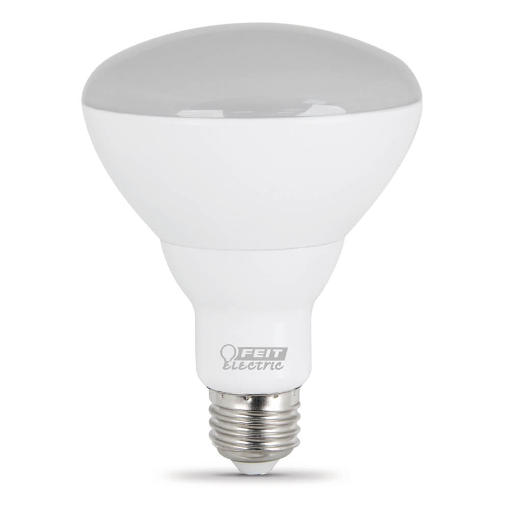 650 Lumen 2700K Dimmable LED BR30 - Feit Electric