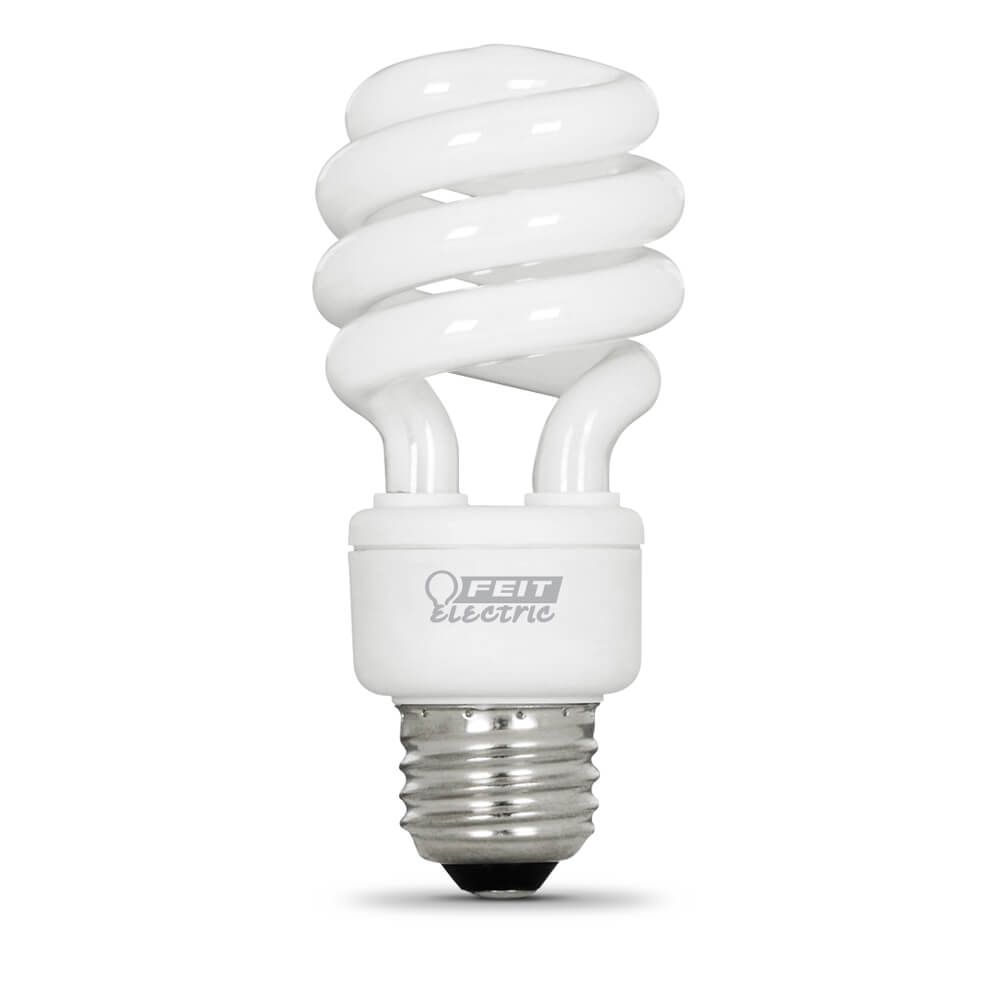 800 Lumen Cool White Twist CFL