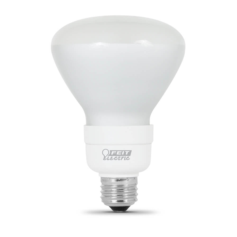 750 Lumen Cool White Reflector Cfl Feit Electric