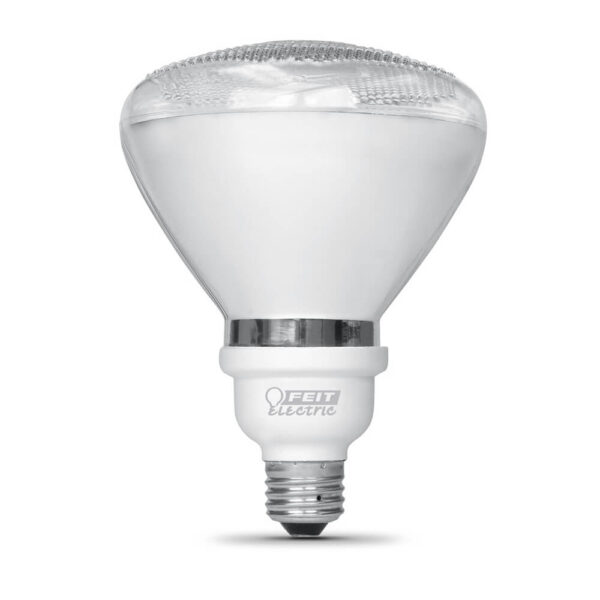 75 Watt Replacement Soft White Rubber Coated CFL
