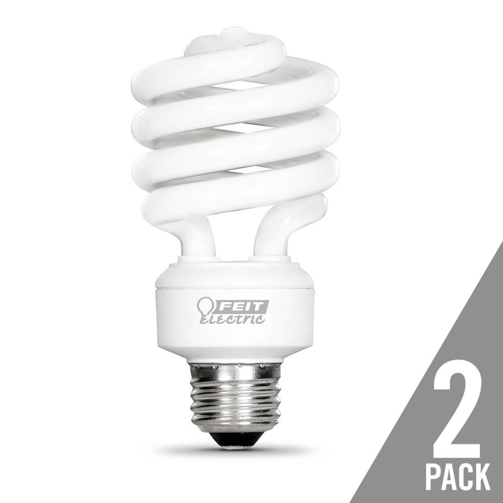1600 Lumen Soft White Twists CFL