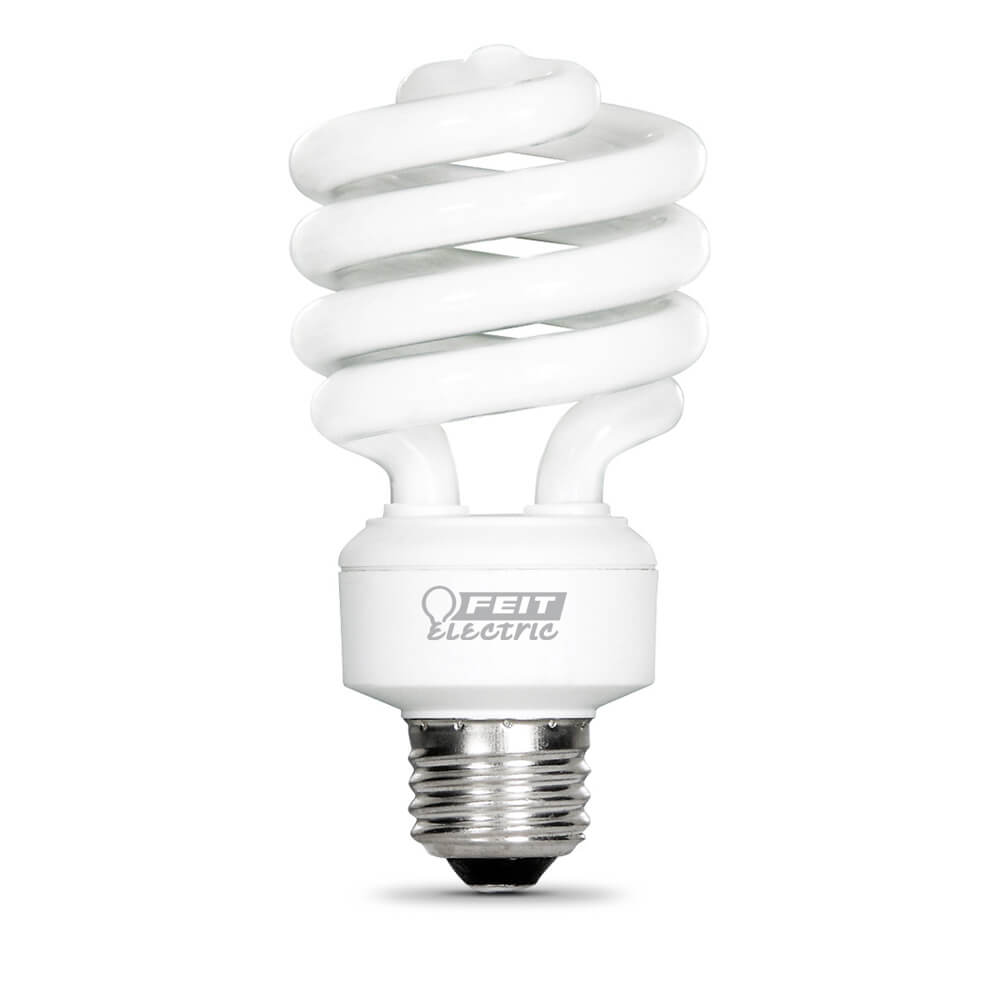 1600 Lumen Cool White Twist CFL