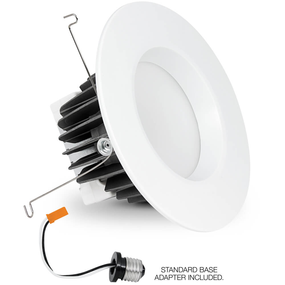 Led Light Fixture Nsn: 840 Lumen Soft White 5 & 6 Inch Dimmable Retrofit Kit