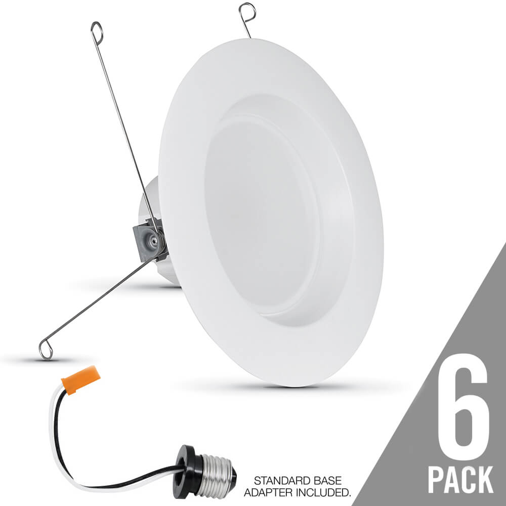 Led Light Fixture Nsn: 850 Lumen 2700K 5 & 6 Inch Dimmable Retrofit Kit Pro Pack