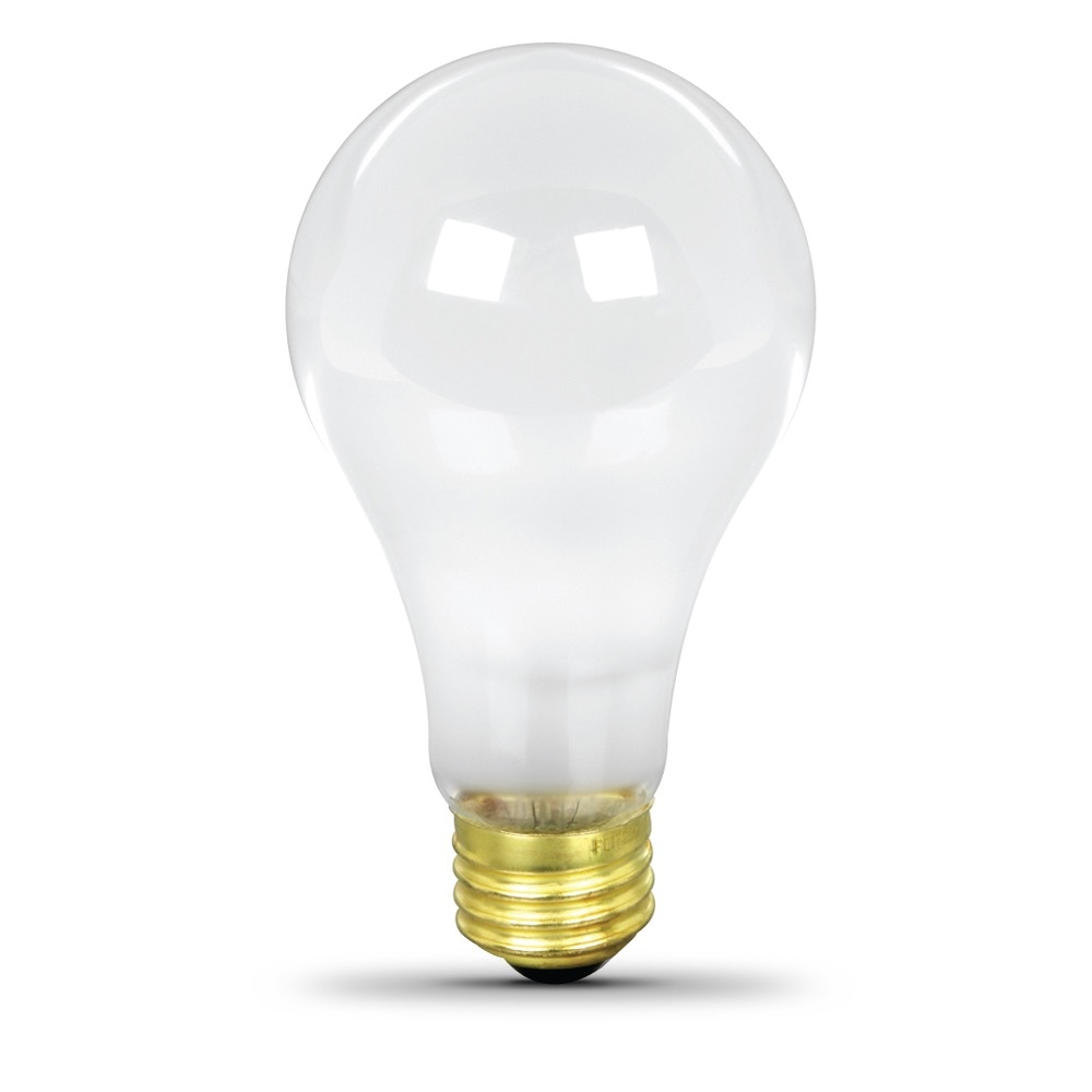 Feit Electric 50 Watt Medium Base Mr16 Dimmable Shape: 60 Watt Replacement Soft White Rubber Coated CFL