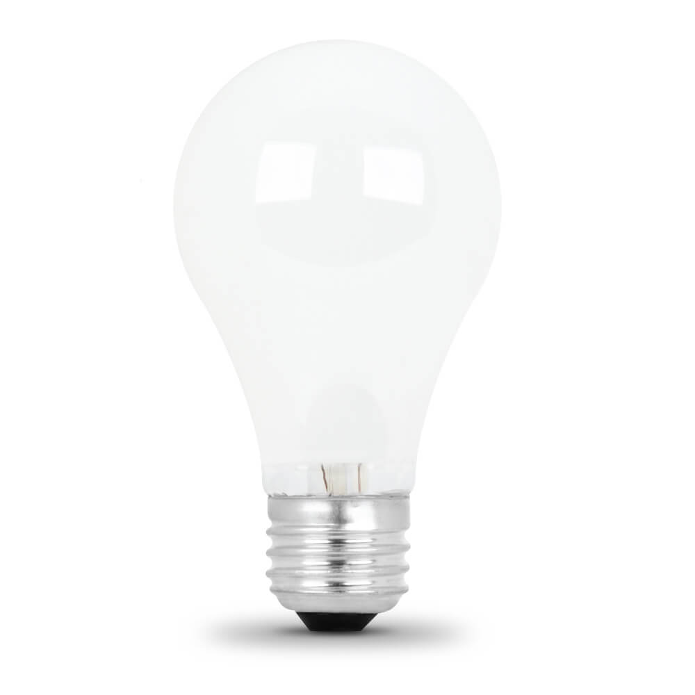 25-Watt 130-Volt A19 Incandescent Light Bulb