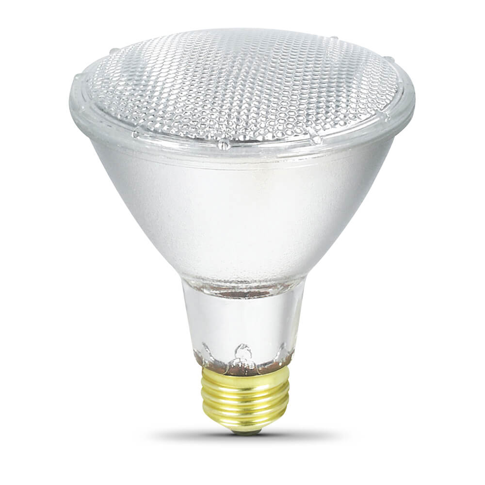 Feit Electric 50 Watt Medium Base Mr16 Dimmable Shape: 980 Lumen Energy Saving Halogen PAR30
