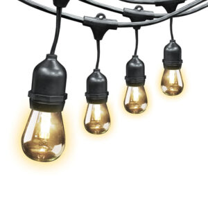 48 foot String Lights - Feit Electric