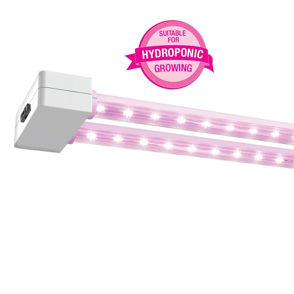Red Spectrum Dual 2ft Led Grow Light Feit Electric