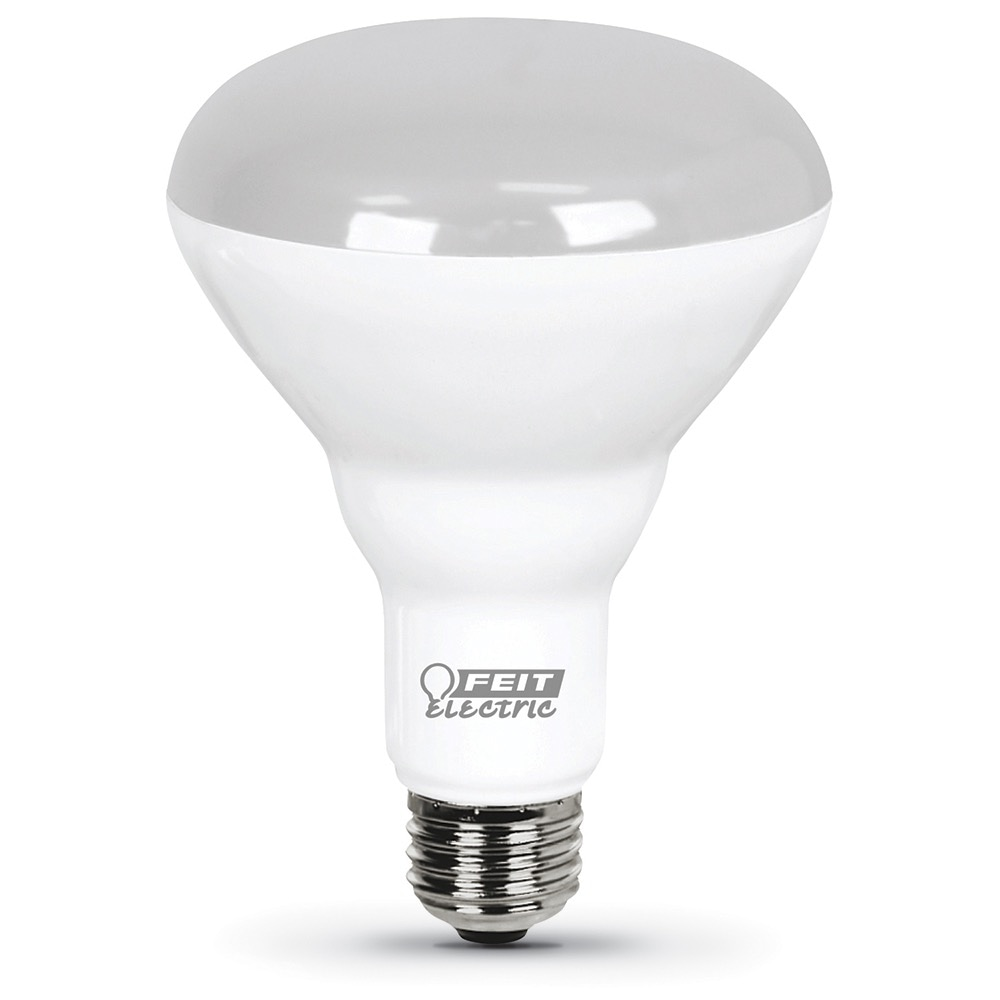 650 Lumens 5000K Dimmable BR30 LED - Feit Electric