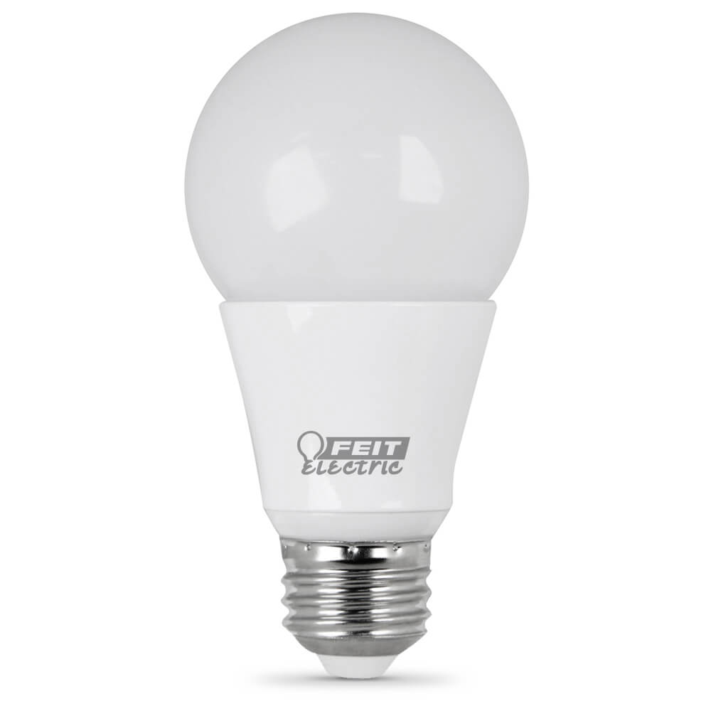 General Electric Led Bulbs: 450 Lumen 3000K Dimmable LED