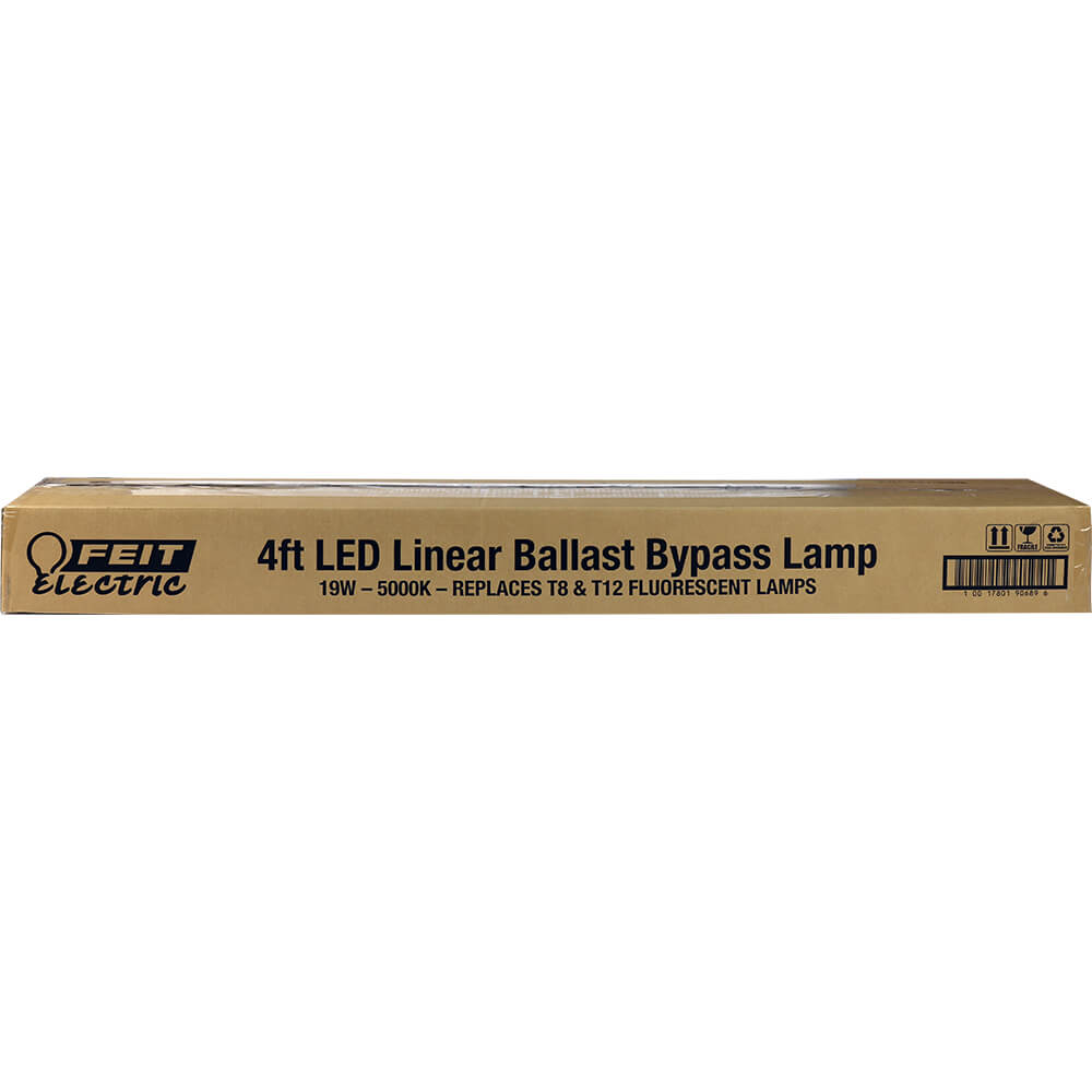 4ft Led 5000k Direct Wire Tube Feit Electric