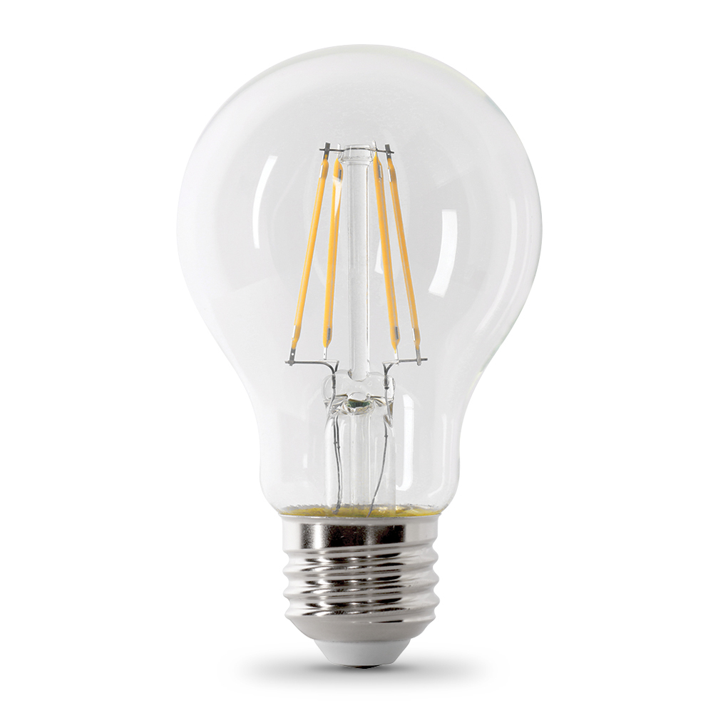800 Lumen 2700k Dimmable A 19 Led Feit Electric