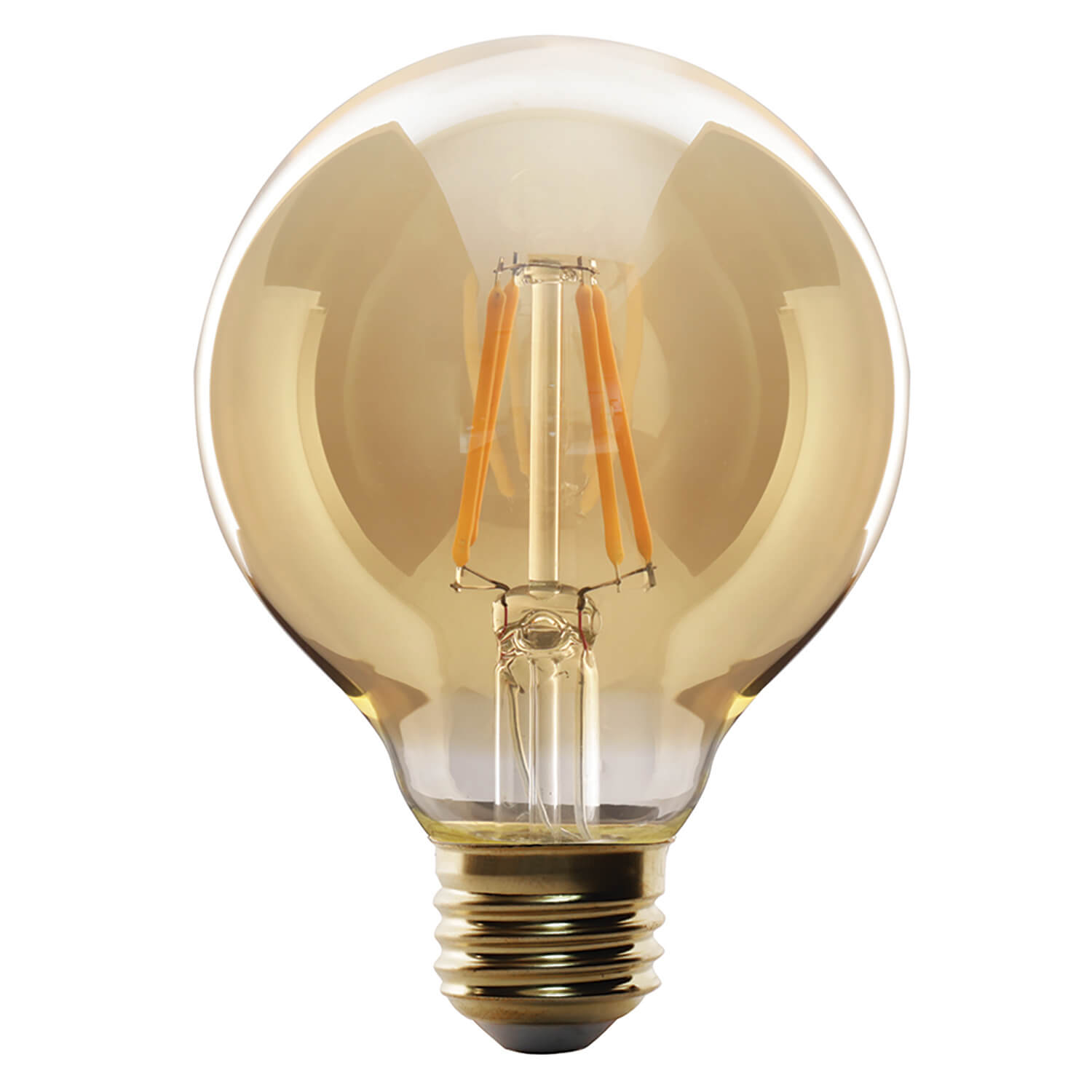 350 Lumen Vintage 2100k Dimmable Led G25 Feit Electric