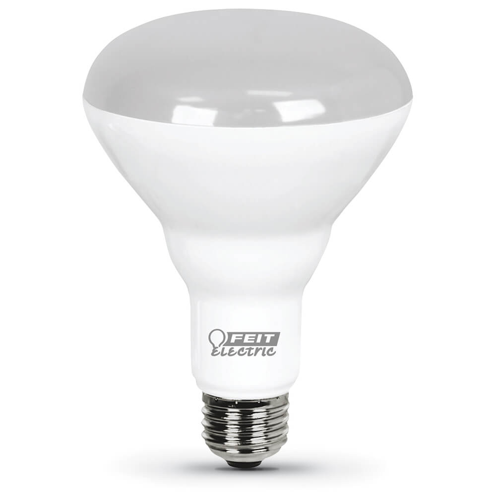 1150 Lumen 5000k Dimmable Br30 Led Feit Electric