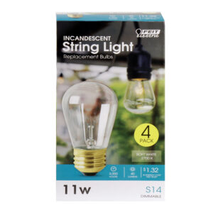 Feit Electric string light replacement bulb