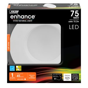 925 Lumen 2700K 5-6 Inch Dimmable Recessed Downlight