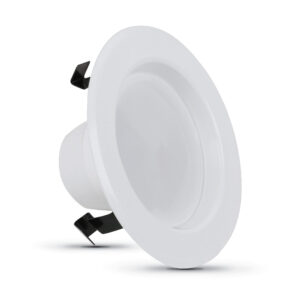 50W Equivalent 4 In. Color Select Downlight LED Enhance Retrofit Kit