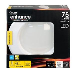 925 Lumen 3000K 5-6 Inch Dimmable Recessed Downlight