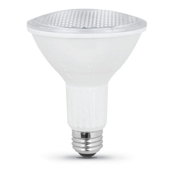 75W Equivalent Bright White Long PAR30 Dimmable BeamChoice Reflector LED