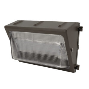 5800 Lumen 5000K LED Wall Pack Security Light