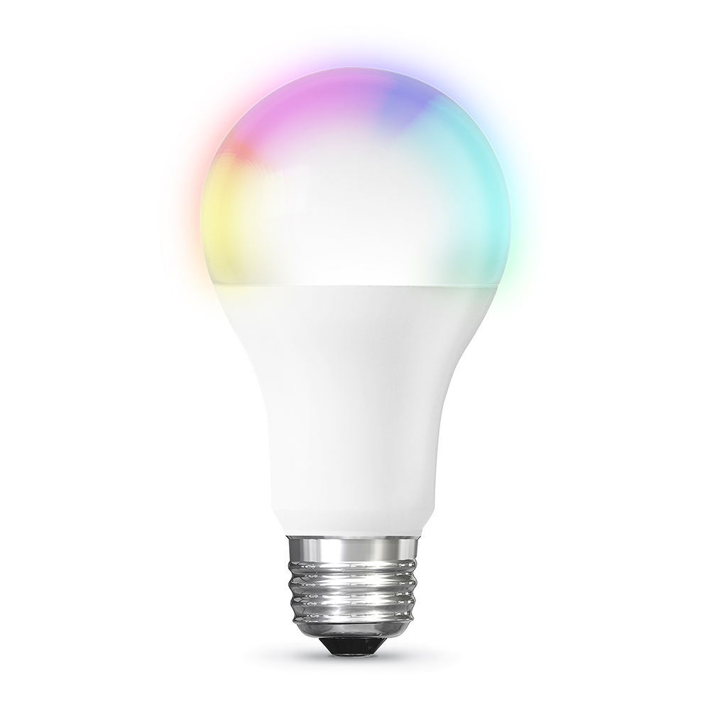 smart wifi bulb color changing and tunable white feit electric. Black Bedroom Furniture Sets. Home Design Ideas