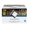 5 in. Dusk to Dawn LED Security Light
