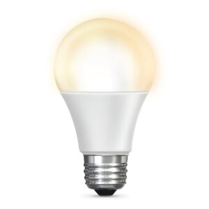 60 Watt Equivalent Soft White A19 Alexa Google Smart Bulb - spec sheet - Feit Electric