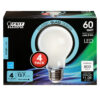 Feit Electric A1960/950CA/FIL/4 high-CRI Filament LED