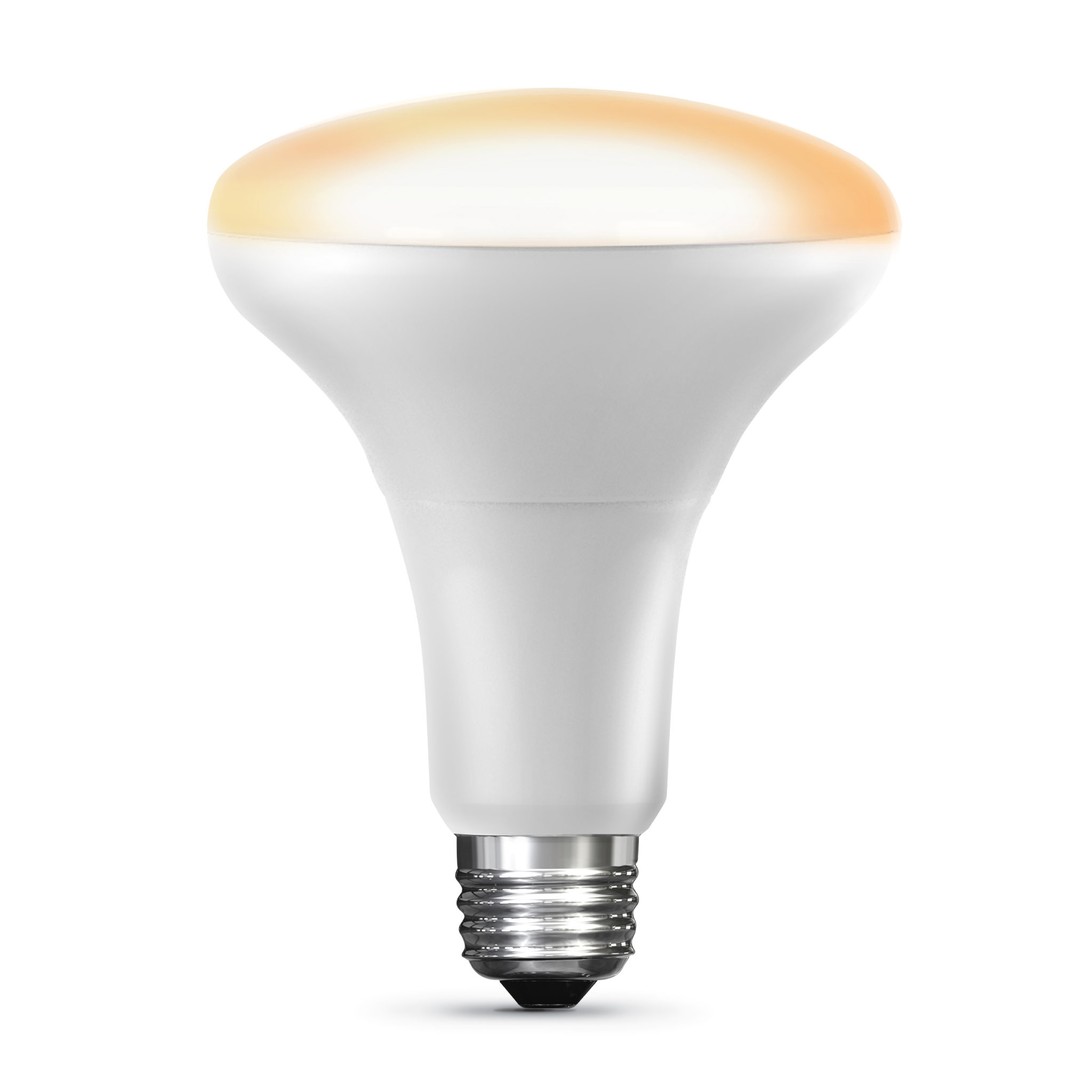 65 Watt Equivalent Soft White BR30 Apple HomeKit Smart Bulb