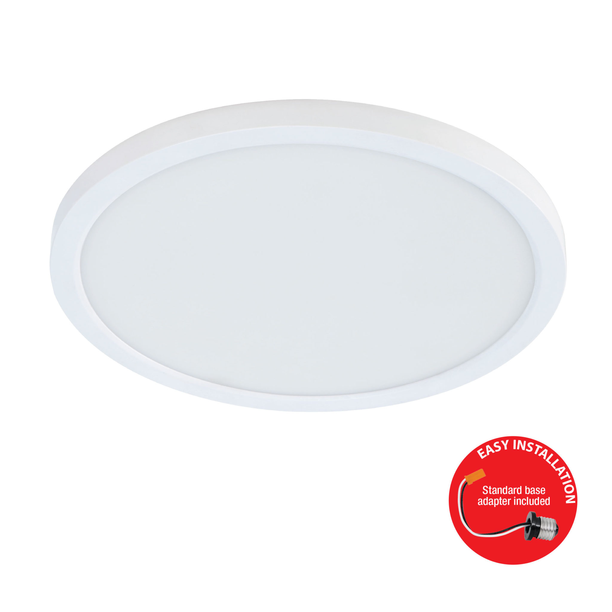 Soft White 4 in. White Integrated LED Recessed Downlight