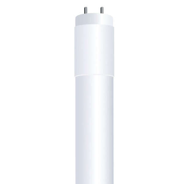 20-Watt Equivalent T8 Direct Replacement Natural Daylight Linear LED Light Bulb