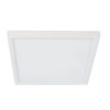 500 Lumens Color Changing 5 inch Square LED Flat Panel Ceiling Fixture