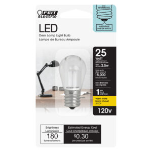 Feit Electric S11 Appliance bulb