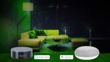 Alexa Google Home Smart Bulb Green Color