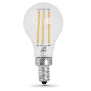 75-Watt Equivalent A15 Daylight Dimmable Filament LED (2-Pack)