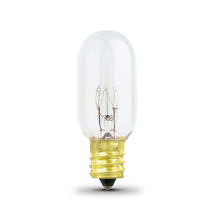 15 watt 130-volt incandescent T7 landscape light bulb