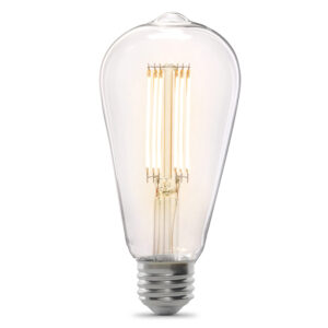 75 Watt Equivalent Soft White Dimmable Original Vintage