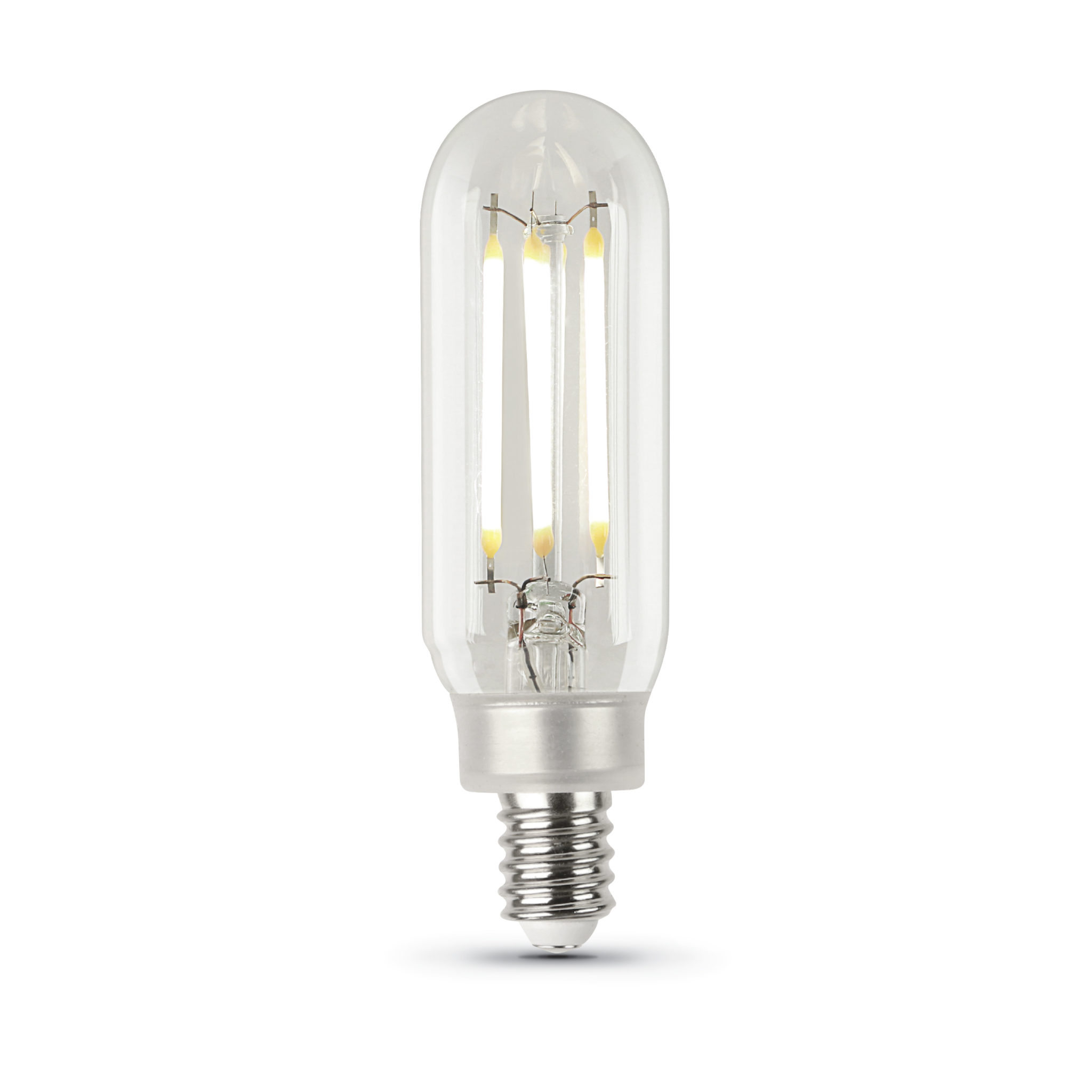 40 W Equivalent Soft White T8 Original Vintage LED Light Bulb - Feit Electric