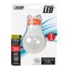 100 Watt Equivalent Natural Daylight A19 Dimmable Performance LED Light Bulb