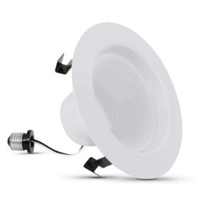 75 Watt Equivalent Dimmable Recessed Downlight - Feit Electric