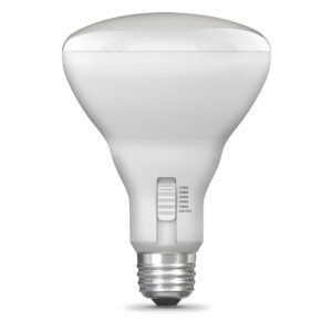60-Watt Equivalent Dimmable BR30 Color Selectable Light Bulb