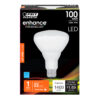 100-Watt Equivalent BR30 Dimmable Soft White LED