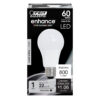 60-Watt Equivalent A19 Cool White Dimmable General Purpose LED