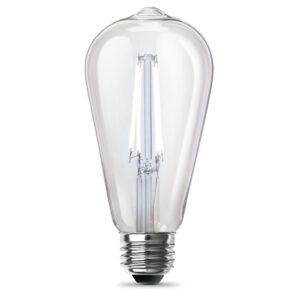 100-Watt Equivalent ST19 Daylight Original Vintage LED