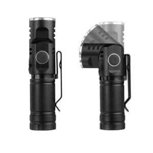 500 Lumen LED Pivot Flashlight