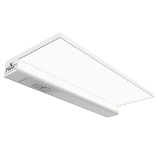 12 in. Undercabinet Color Selectable Flat Panel LED